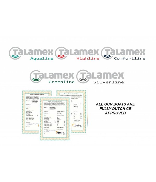 Talamex Rubberboot GLS 160 Greenline