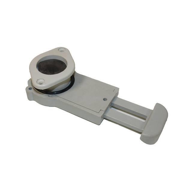 Lensschuif voor rubberboot t/m 230 cm (18 mm)