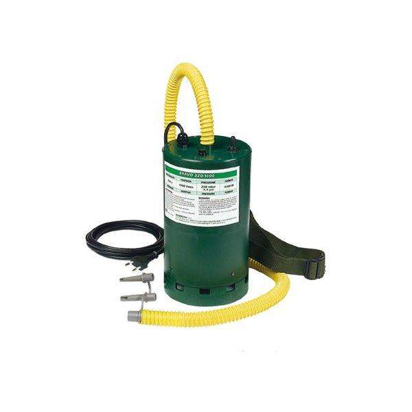 Elektrische opblaaspomp 1000 - 230v