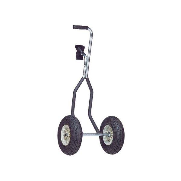 Boeg trolley voor rubberboten