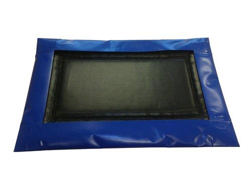 Desinfectiemat 90 x 60 cm incl. waterdichte anti-sliphoes