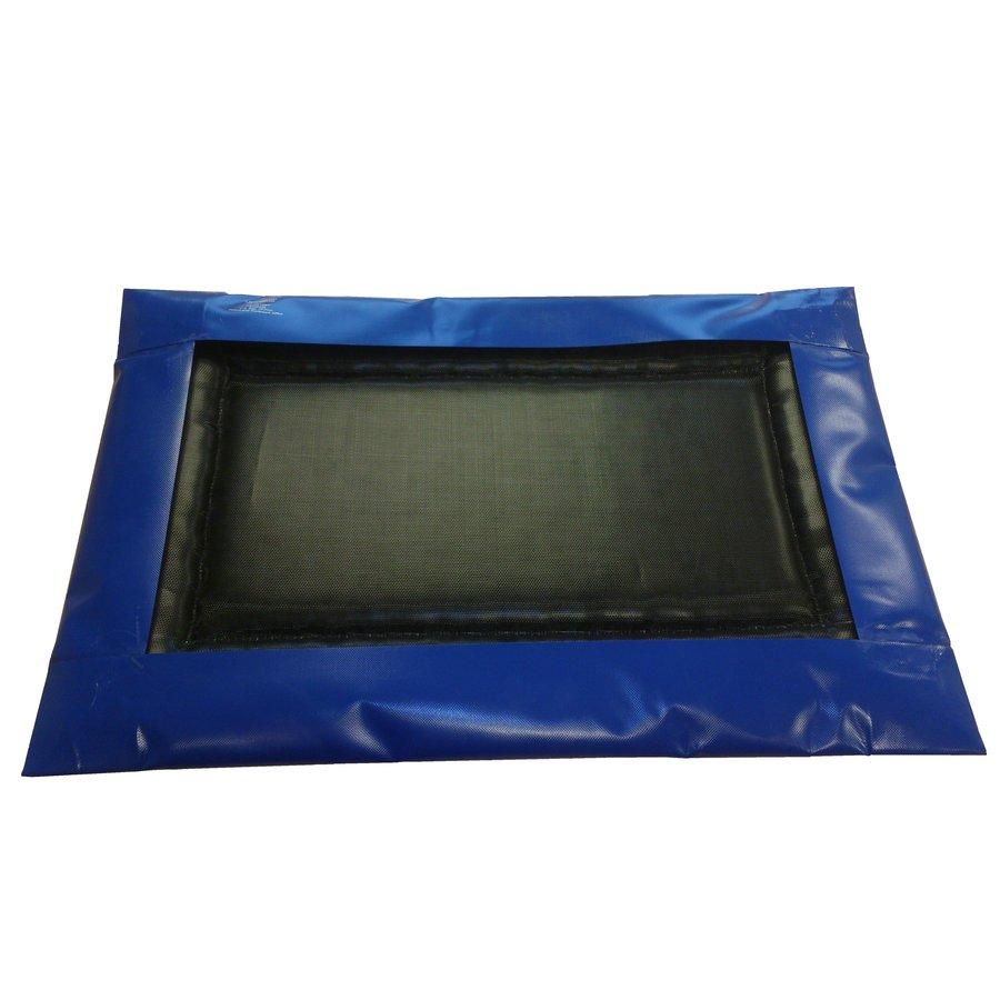 Desinfectiemat 90 x 60 cm incl. waterdichte anti-sliphoes-1