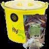 FlyBuster Professional Fliegenfalle - inkl. Füllung