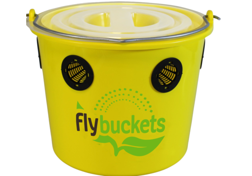 FlyBuster Professional Fliegenfalle (Ohne Lockstoff)