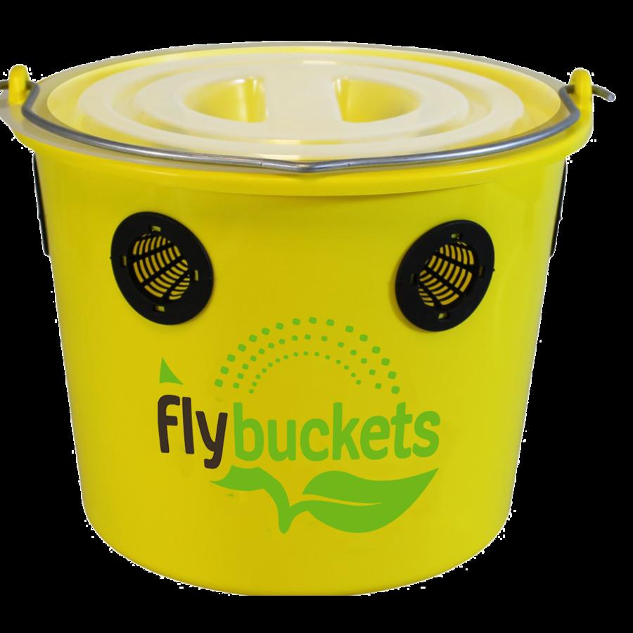FlyBuster Professional Fliegenfalle (Ohne Lockstoff)-1