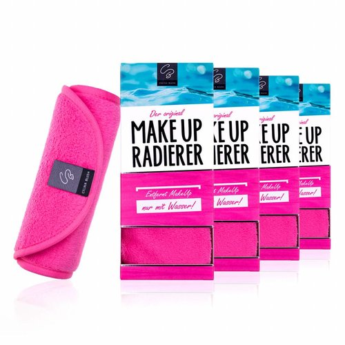 Celina Blush MakeUp Radierer | 4-er Set (Pink)