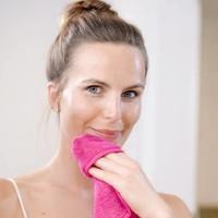 Limango-Deal: 4er-Set MakeUp Radierer (Pink)