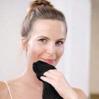 Limango-Deal: 4er-Set MakeUp Radierer (Schwarz)