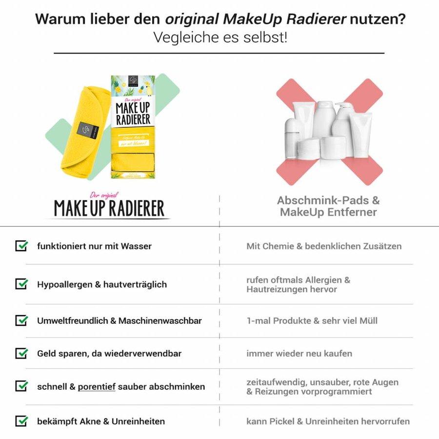 Limitierte Sommeredition! MakeUp Radierer (Gelb)