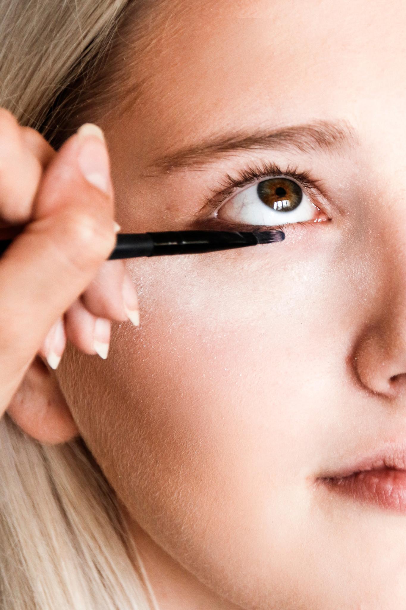 Wunderbar Augen Make Up Schritt Für Schritt Das Beste Von 9: