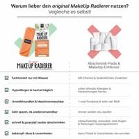 Limango-Deal: 2er-Set MakeUp Radierer (Peach)