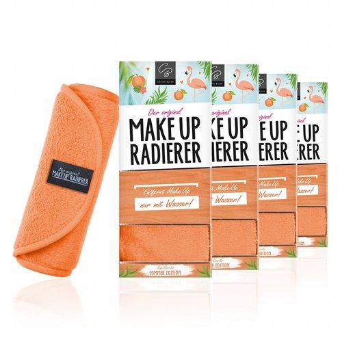 Celina Blush Limango-Deal: 4er-Set MakeUp Radierer (Peach)