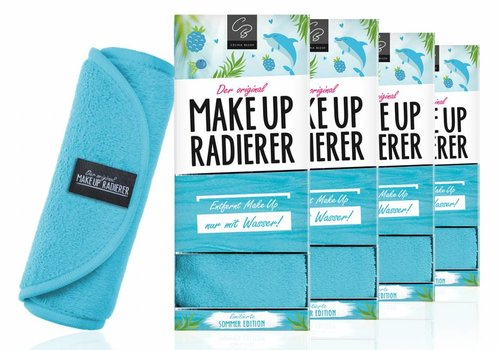 Celina Blush Limango-Deal: 4er-Set MakeUp Radierer (Delphino)