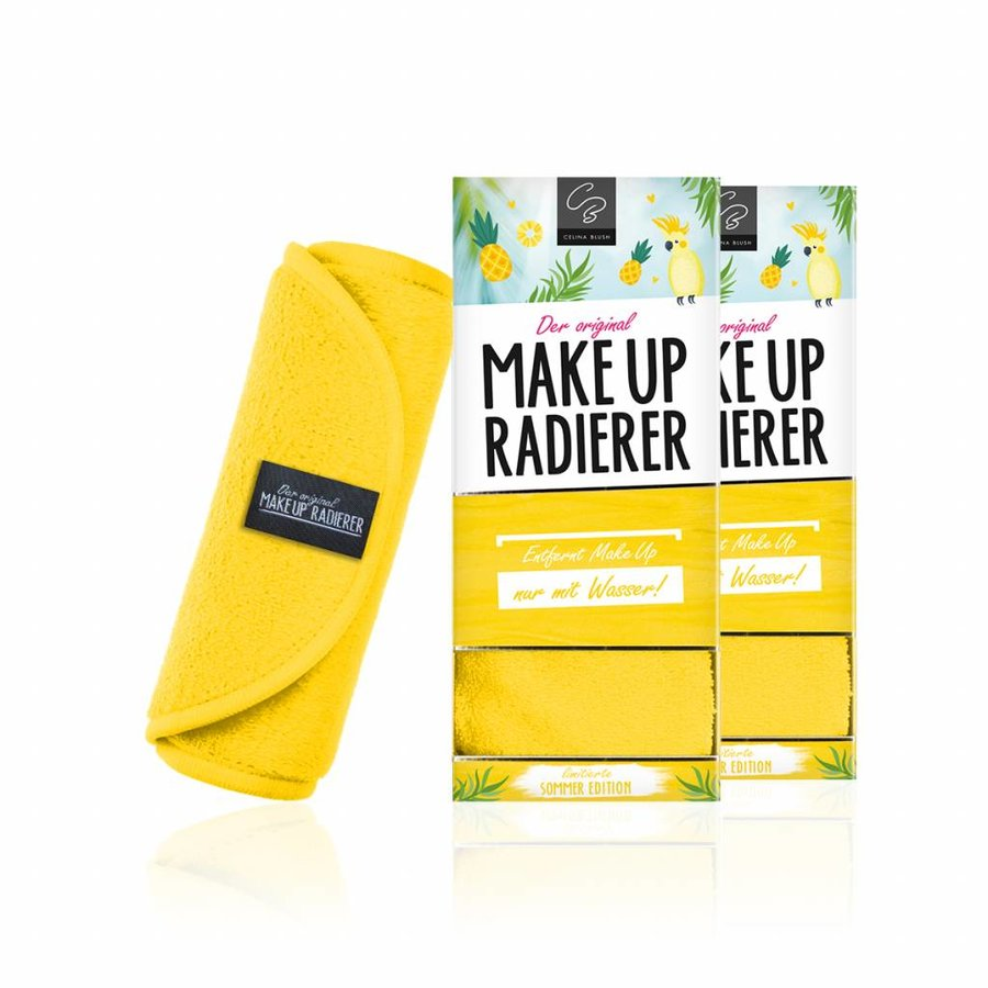 Limango-Deal: 2er-Set MakeUp Radierer (Gelb)