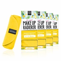 Limango-Deal: 4er-Set MakeUp Radierer (Gelb)