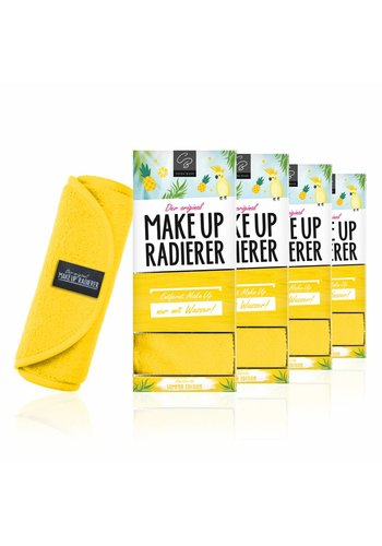 Celina Blush Limango-Deal: 4er-Set MakeUp Radierer (Gelb)