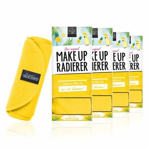 Celina Blush Limango-Deal: 4er-Set MakeUp Radierer (Gelb)