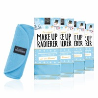 Limango-Deal: 4er-Set MakeUp Radierer (Eisblau)