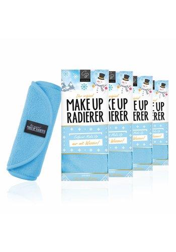 Celina Blush Limango-Deal: 4er-Set MakeUp Radierer (Eisblau)