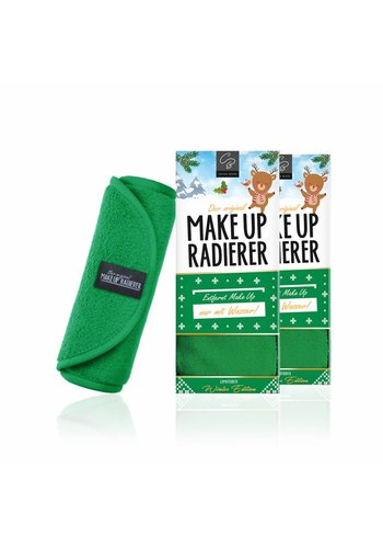 Celina Blush Limango-Deal: 2er-Set MakeUp Radierer (Grün)