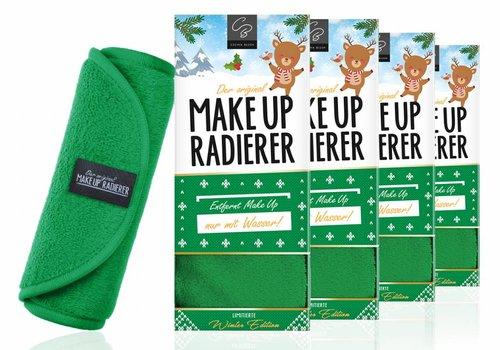 Celina Blush Limango-Deal: 4er-Set MakeUp Radierer (Grün)