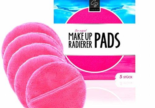 Celina Blush MakeUp Radierer PADS | 5-er Set (Pink)