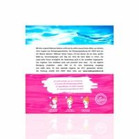 MakeUp Radierer PADS | 5-er Set (Pink)