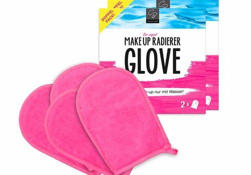 Celina Blush Limango-Deal: 2x 2er-Set MakeUp Radierer GLOVE (Pink)