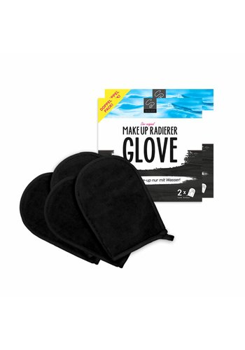 Celina Blush Limango-Deal: 2x 2er-Set MakeUp Radierer GLOVE (Schwarz)