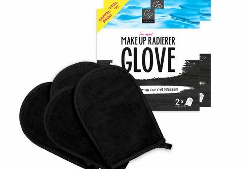 Celina Blush Limango-Deal: 2x 2er-Set MakeUp Radierer GLOVE (Schwarz)