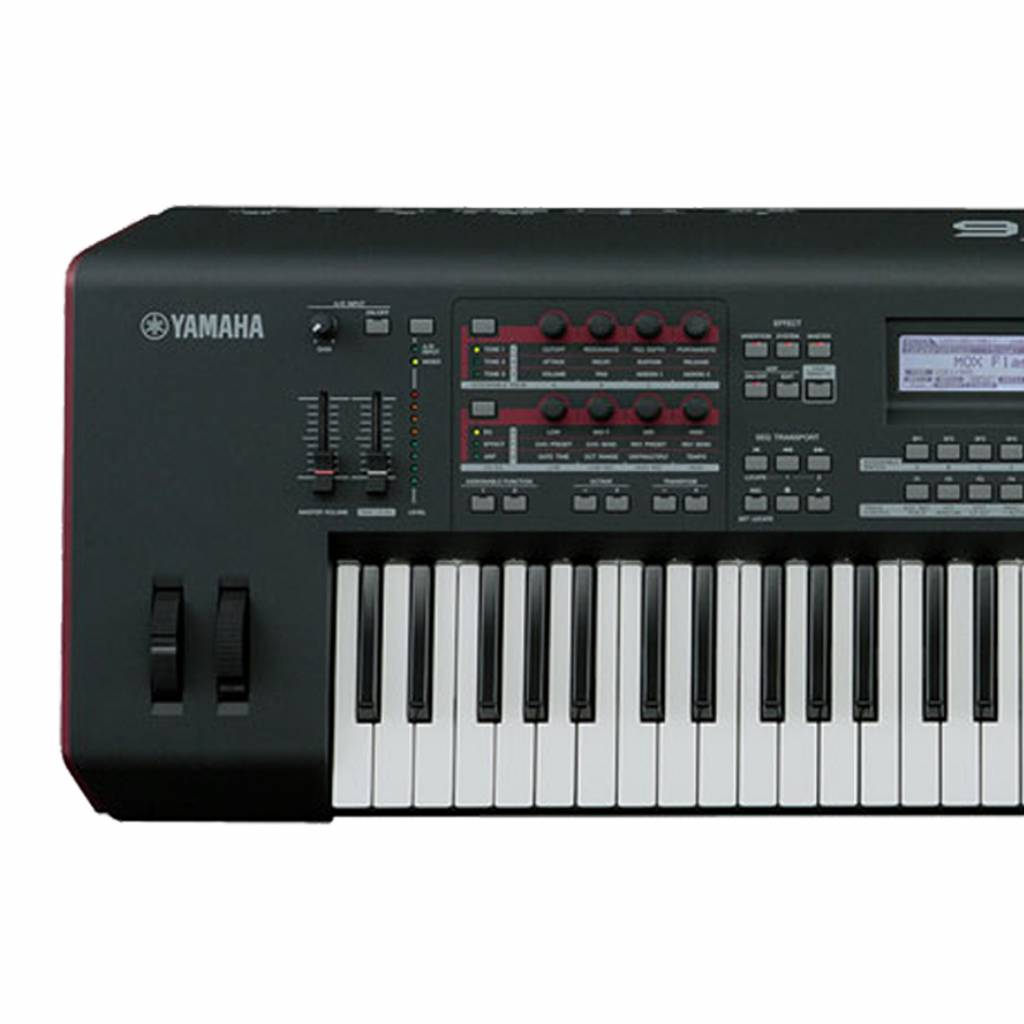 Yamaha Yamaha MoxF6 Music Production Synthesizer