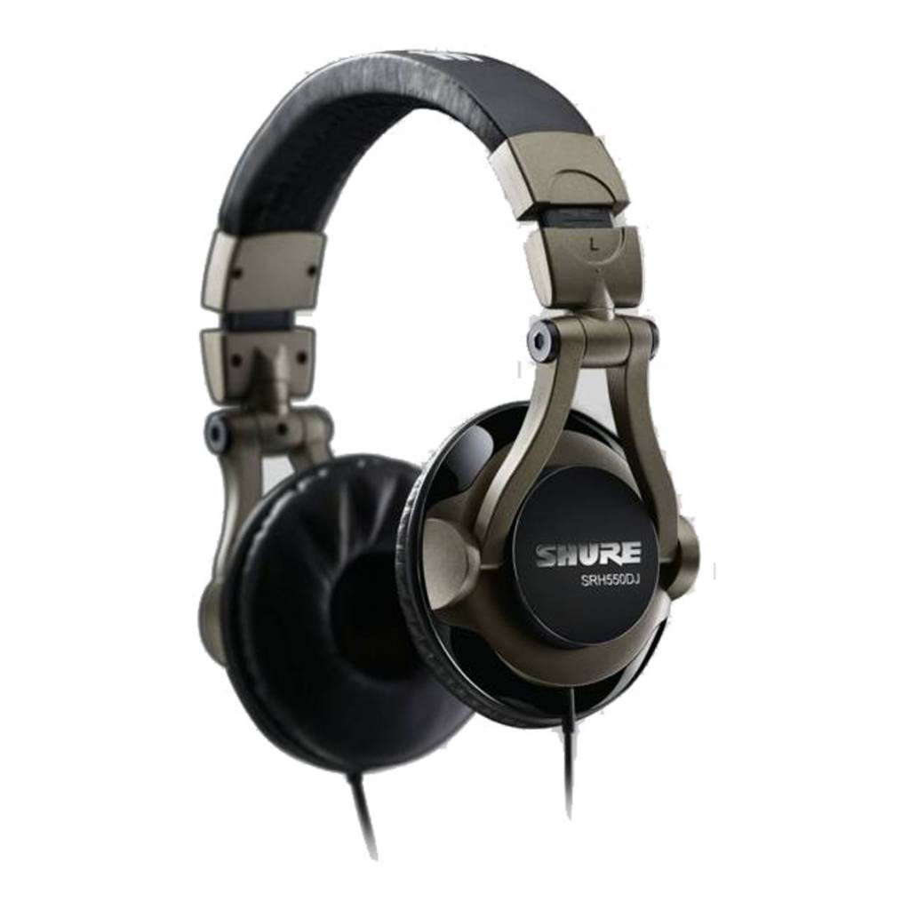 SHURE Shure SRH - 550 DJ