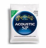 Martin & Co. Martin Acoustic Saiten - MSP 4600 - Phosphor Bronze - 12 Strings - 10-47