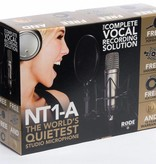 """Rode Rode NT1-A """"Complete Vocal Recording Studio"""""""