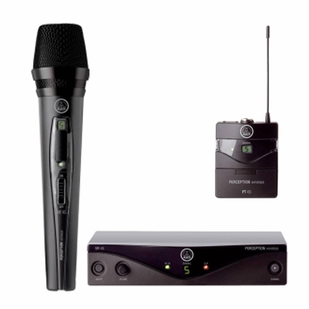 AKG AKG Perception Wireless 45 Vocal Set