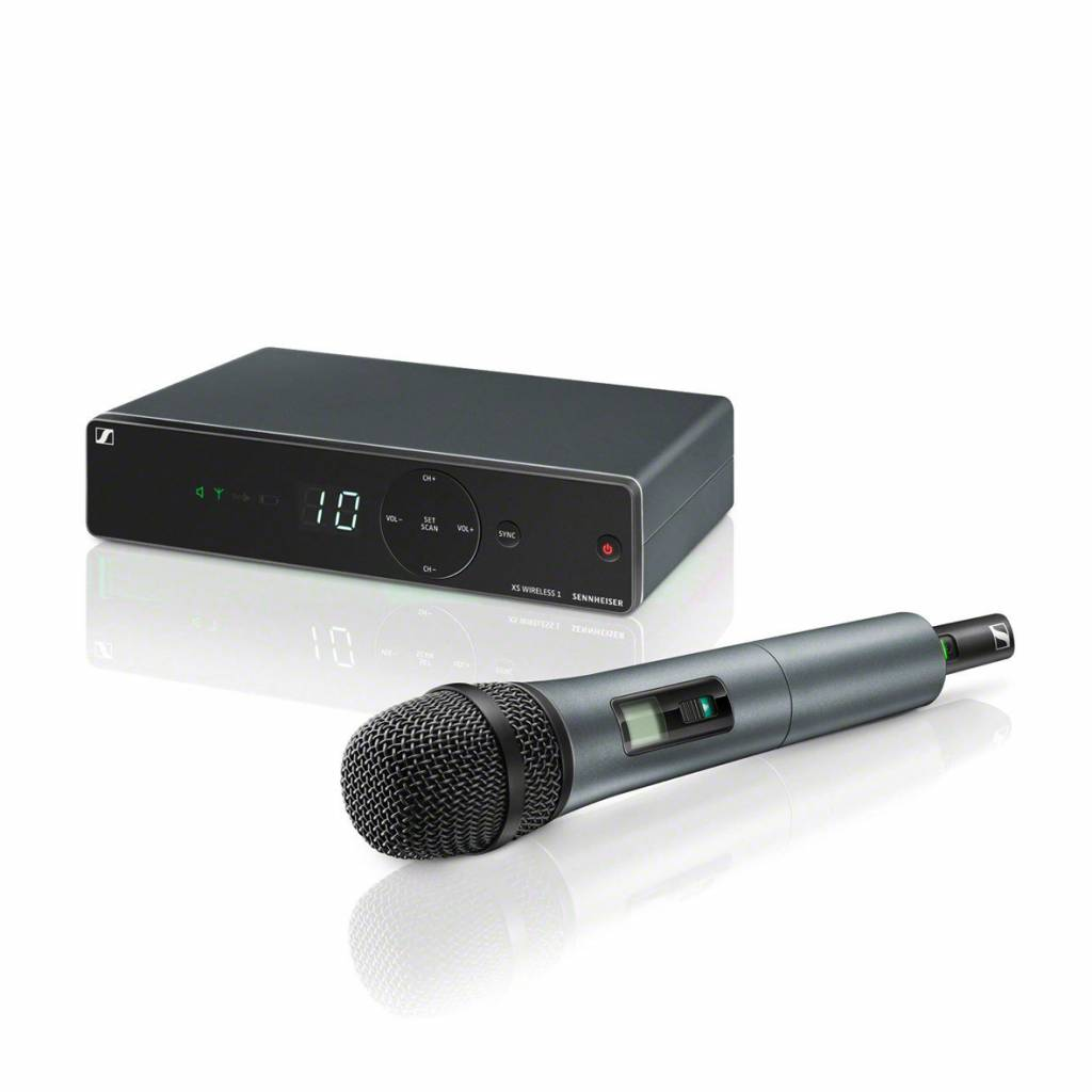 SENNHEISER Sennheiser XSW 1-825-E Wireless Vocal Set