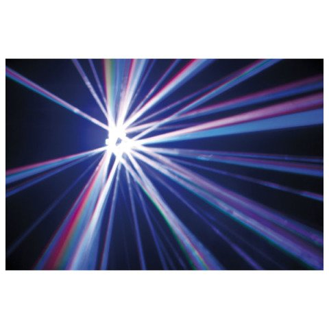 Showtec Showtec Cyclone 4 compact dynamic LED effekt