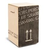 Schlagwerk Schlagwerk CP404BLK Cajon 2inOne Black Edition - Large