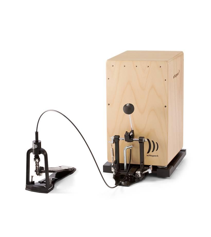 Schlagwerk Schlagwerk CAP100 Cajon Pedal inkl. Bodenplatte & Bag