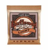 Ernie Ball Ernie Ball - Earthwood - Light - 2148 - Phosphor Bronze - 11-52