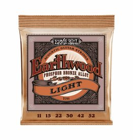Ernie Ball Ernie Ball  Earthwood EB 2004 11-52 Bronce
