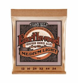 Ernie Ball Ernie Ball - Earthwood - Medium Light - 2146 - Phosphor Bronze