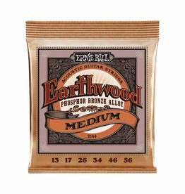 Ernie Ball Ernie Ball - Earthwood - Medium - 2144 - Phosphor Bronze