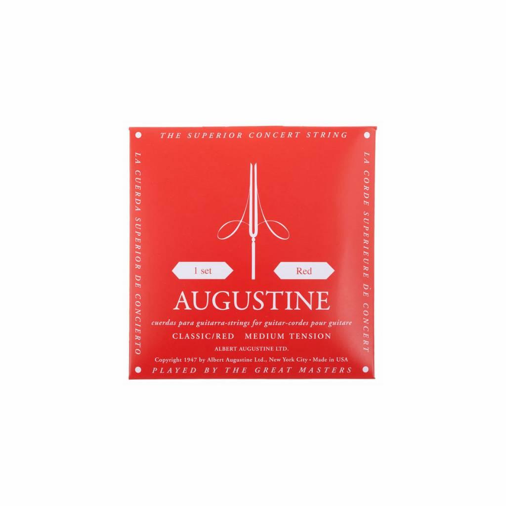 Augustine Augustine Saiten Red