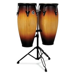 Latin Percussion Latin Percussion City Wood Conga Set