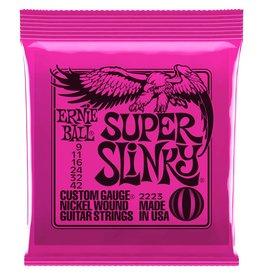 Ernie Ball Ernie Ball Super Slinky Nickel Wound