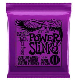 Ernie Ball Ernie Ball Power Slinky Nickel Wound