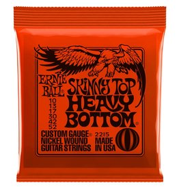 Ernie Ball Ernie Ball Skinny Top Heavy Bottom Slinky Nickel Wound