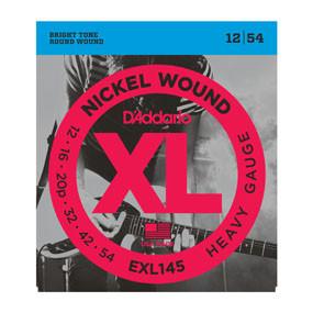 D'addario Daddario EXL145 12-54 Nickel Wound Heavy