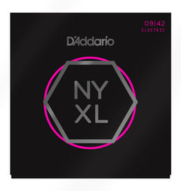 D'addario D'addario NYXL0942 Nickel Wound, Super Light, 09-42
